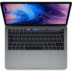 Apple MacBook Pro 13.3 inch 512 GB Spacegrijs 2018