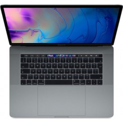 Apple MacBook Pro 15.4 inch 512 GB Spacegrijs